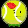 Hawaii Tennis Ball