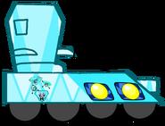 Team diamonds car