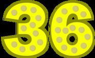 36's body