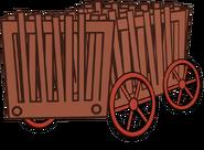 Horsecart Back