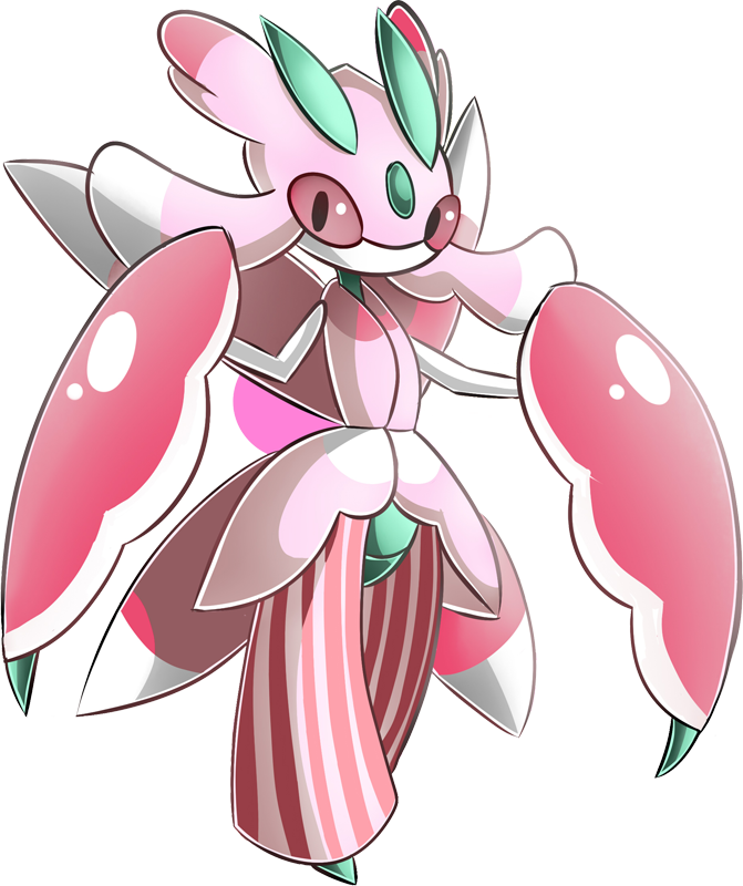 Lurantis - New Pokémon - Pokémon Sun & Moon - Azurilland