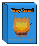 Cereal body