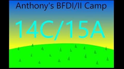 BFDI II Camp 14C-15A I N T E R E S T I N G!