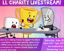 Inanimate Insanity Charity Livestream