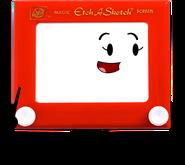 Etch-A-Sketch Pose BF1108