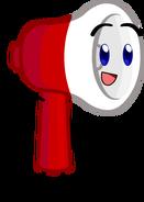 Megaphone aaa
