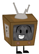 Television Cool Pose