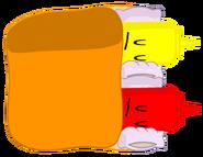 Ketchup mustard s