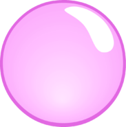 Pink Bubble Body