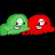 250px-Mario and Luigi Hat