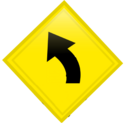 Road Sign EW Body