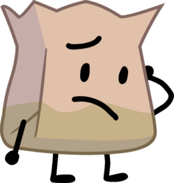 Barf Bag (Battle for BFDI)