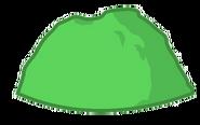 Green Rocky Icon