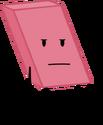 Eraser Pose made by Tyler