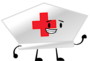 New Nurse Hat Pose