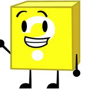 Question Box Pose
