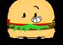 Cheeseburger Pose