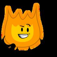 Firey's Pose