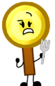 Lemon Lollipop-Reacting Lollipop's Fork