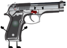 New Pistol Pose