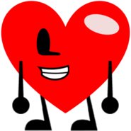 Heart pose