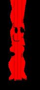 WOW Licorice Pose