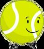 Debut tennis ball