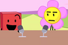Blocky and Flower (BFB 24)