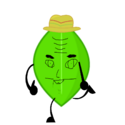 Mexican Leafy Pose