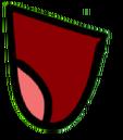 Leafy Mouth IDFB 2
