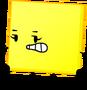 Yellow Square Pose