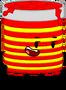Red Slushie Pose(HOST)