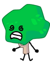 Tree gets Screeched
