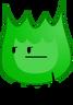 Green Firey Pose