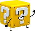 Question Block Artwork - Super Mario 3D World (2)