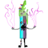 Withered Ben The Cybernetic Pen