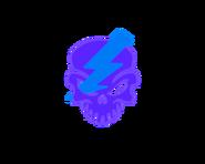 Negative Skull Head (Body)