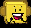 Golden Cube