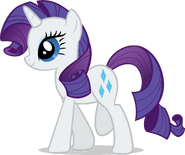 Rarity Pose