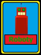 Roboty card
