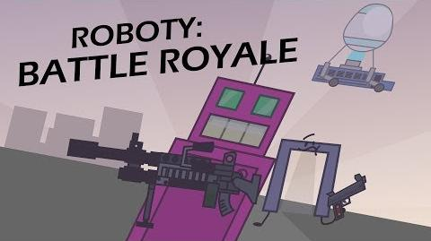 BFTROR 2 Roboty Battle Royale