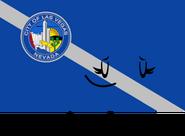 Las Vegas Flag Pose
