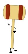 Croquet (Mallet Only) Fan-Made Pose