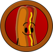 Brawl of The Objects Hot Dog