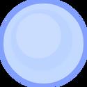 Cloudy's Blue Ball