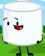 Marshmallow's Pose