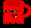 Official Mug Pose