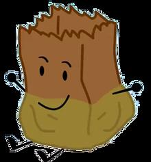 BFDI(A) barf bag