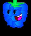 Blue Raspberry (Extra Pose)