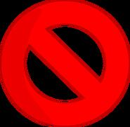 Error Sign Body Asset